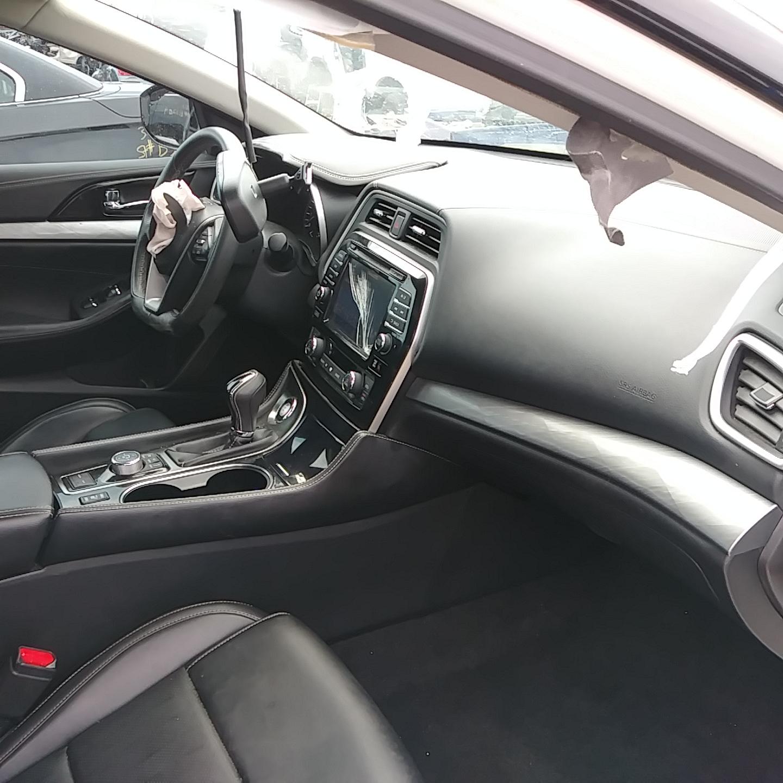 2016 Nissan Maxima SV Stock # B340