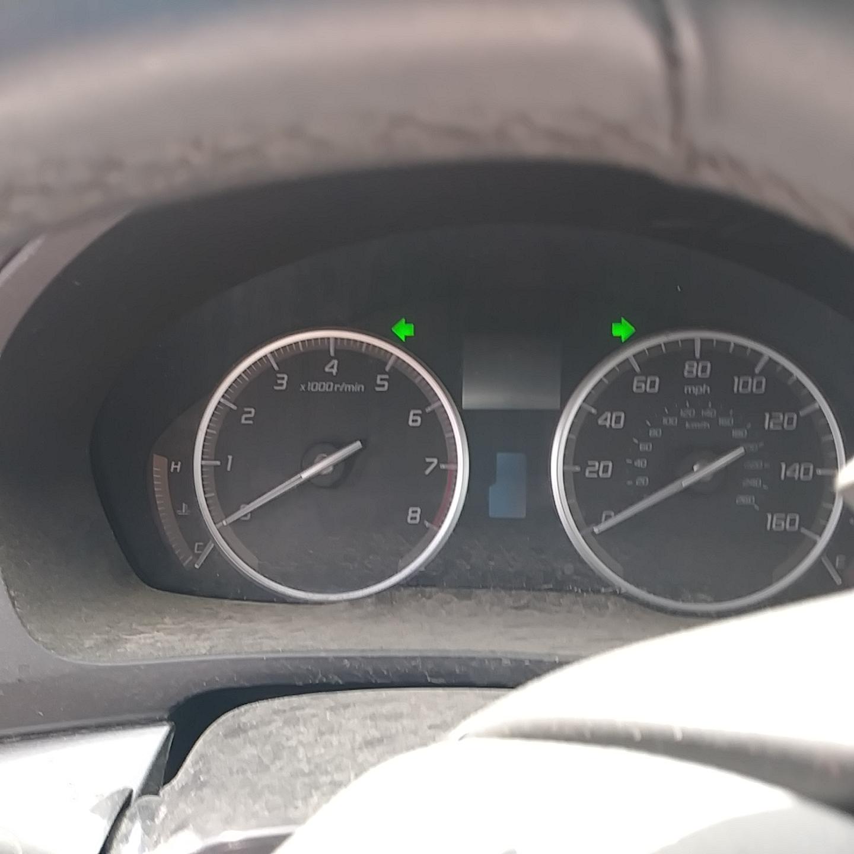 2018 Acura ILX Base Stock # B371