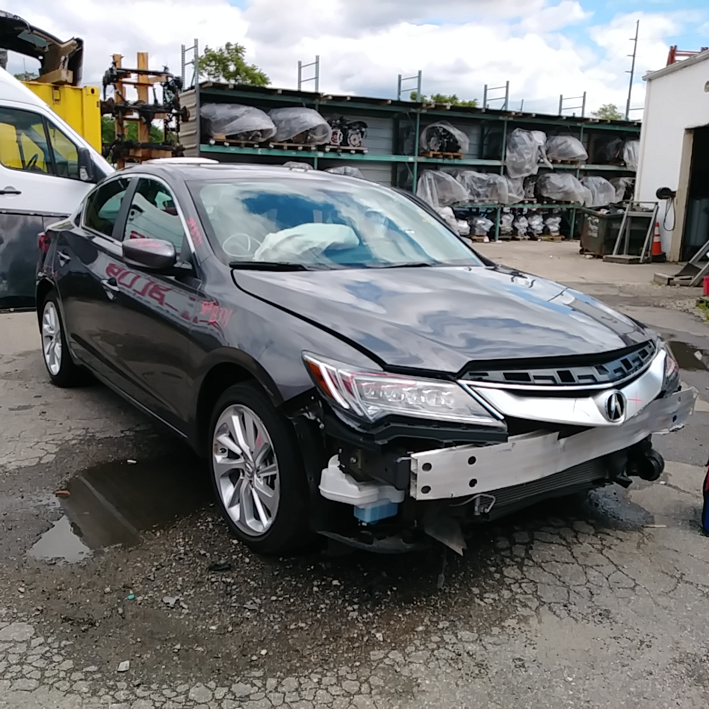 2018 Acura ILX Base Stock # B371