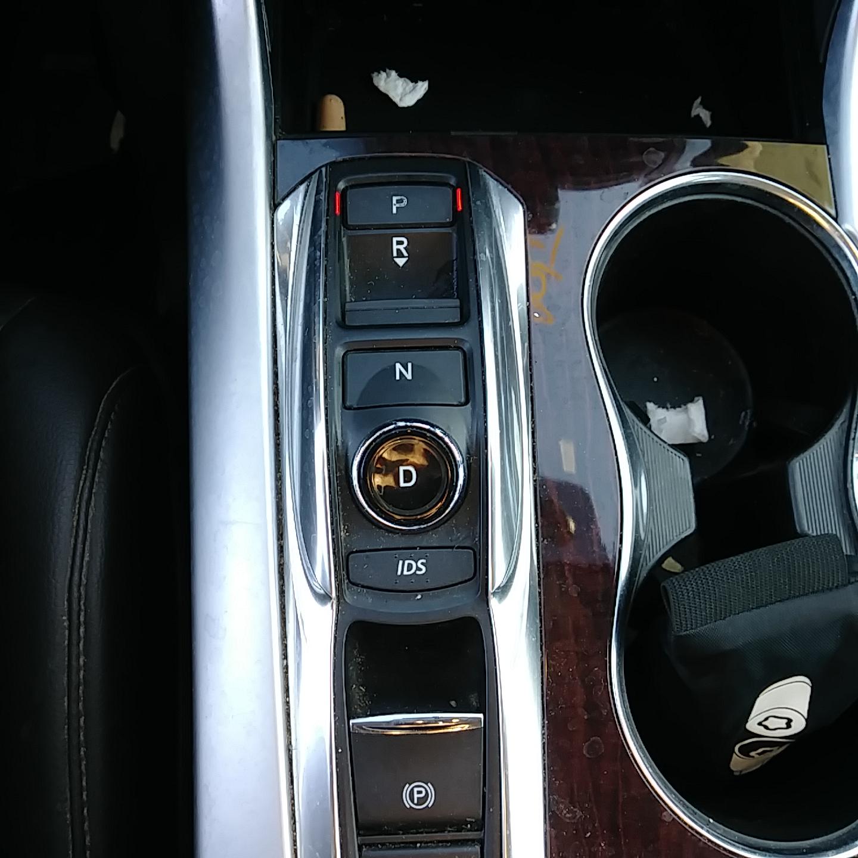 2016 Acura TLX Base Stock # B649