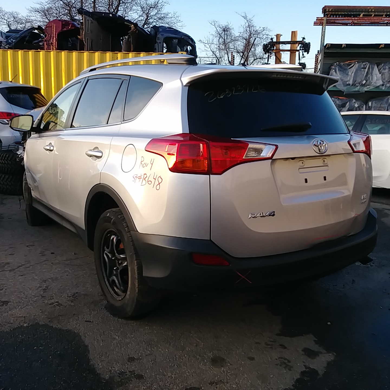 2014 Toyota Rav 4 LE Stock # B648